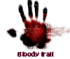 Bloody trail. Find objects