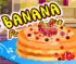 Cooking Banana Pancakes