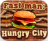 Fast man: Hungry City